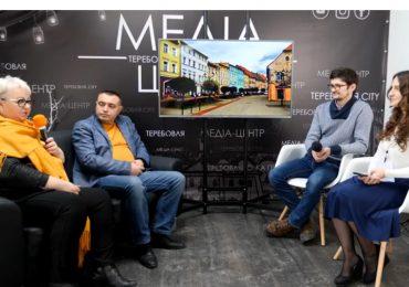 У студії - партнери із польського міста Ковари
