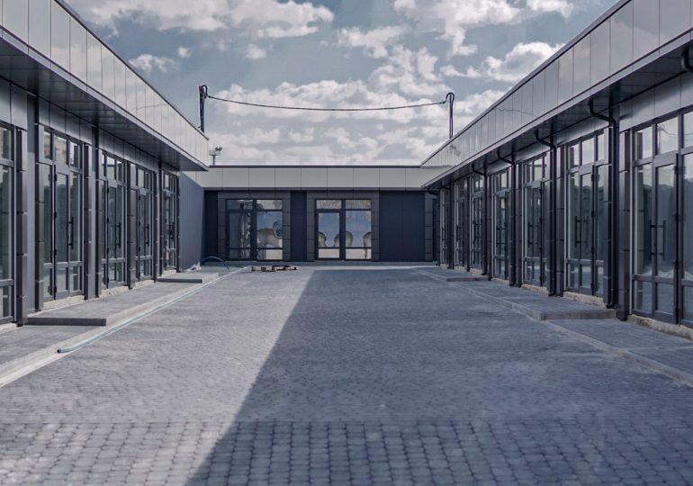 У Теребовлі збудовано нову, сучасну частину ринку