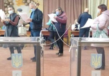 Явка виборців у Теребовлянській ОТГ - 46%
